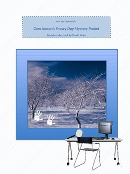 Cam Jansen's Snowy Day Comprehension Set