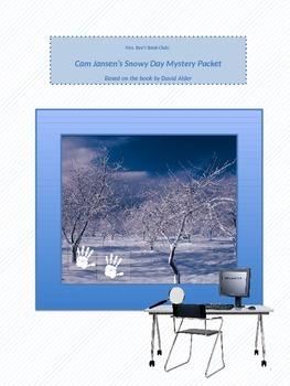 Cam Jansen's Snowy Day Comprehension Set