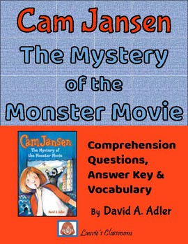Cam Jensen and The Mystery of the Monster Movie