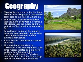 Cambodia PowerPoint