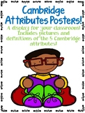 Cambridge Attributes Posters