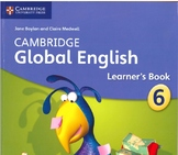 Cambridge Global English 6 Quizzes for whole year