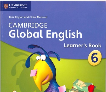 Cambridge Global English 6 worksheets for whole year