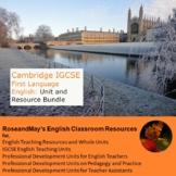Cambridge IGCSE First Language English: Resource Bundle