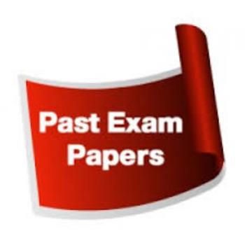 Cambridge IGCSE Past papers