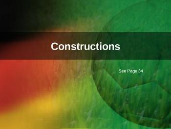 Cambridge International Mathematics PPT 38   –Construction