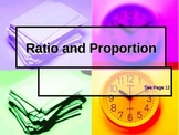Cambridge International Mathematics PPT 51   – Ratios