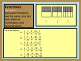 Cambridge International Mathematics PPT Five – Fractions
