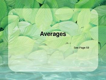 Cambridge International Mathematics PPT Twenty-six  –Statistics2