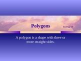 Cambridge International Mathematics PPT Twenty-three  –Polygons