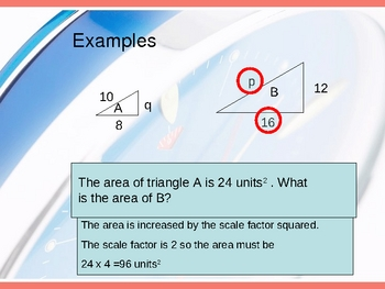 Cambridge International Mathematics PPT Twenty-two  –Triangles