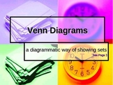 Cambridge International Mathematics PPT Two – Venn Diagrams
