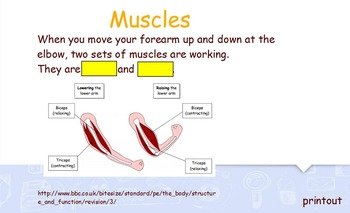 Cambridge Primary Science Stage 4 Activeboard Science Lessons
