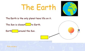 Cambridge Primary Science Stage 5 Activeboard Science Lessons