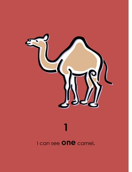 Camel Counting Book