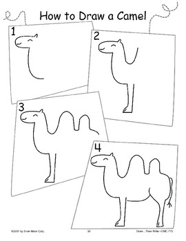Camel (Draw Then Write)