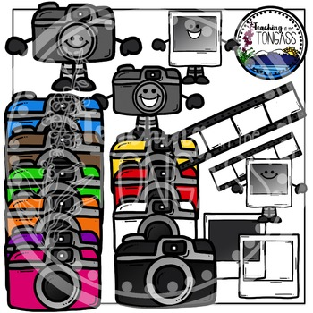 Camera Clipart