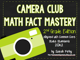 Camera Club Math Fact Mastery - 2nd Grade Edition