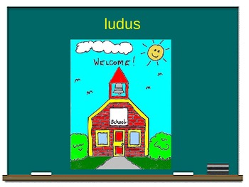 Camera Nostra Latina/Our Latin Classroom