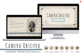 Camera Obscura Powerpoint Templates