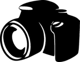 Camera  PNG download design for cricut or silhouette or any use