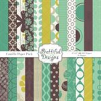 Camille Paper Pack