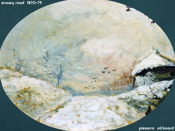 Camille Pissarro - Impressionism - Pointillism - Art History - 153 Slides