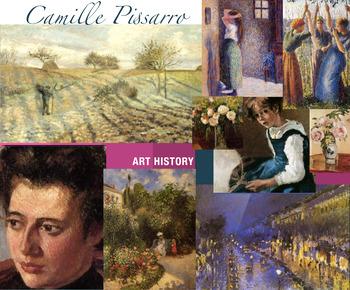 Camille Pissarro - Impressionism Impressionist - Pointillism - FREE POSTER