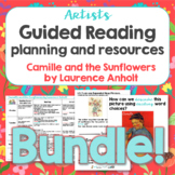 Guided Reading Plans and Resources Camille and the Sunflow