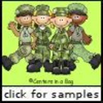 Camo Counting (Missing Numbers)
