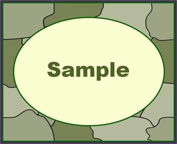 Camo Labels