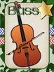 Camo Music Decor - Orchestra Instruments