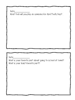 Camouflage Data Collection Worksheet
