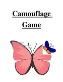 Camouflage Game (protective coloration)