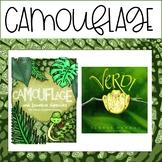 Camouflage & Invasive Species: A 5E Lesson
