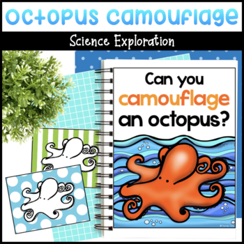 Camouflage an Octopus Science Activity