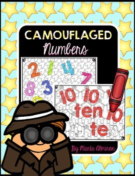 Camouflaged Numbers