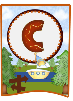 Camp Abraham Banner and Posters