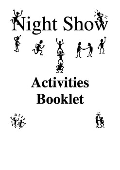 Camp Activities Day or Night