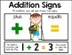 Camp Add-a-Lot!  The Basics of Addition