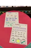 Camp Alphabet Countdown to Summer Worksheets