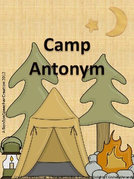 Camp Antonym
