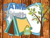 Camp Behavior Chart