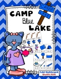 Camp Blue Lake Fact Fluency (Add / Subtract)