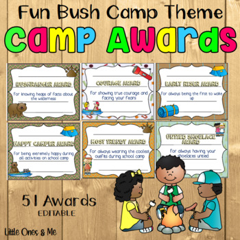 camp certificates by unique ideas with mrs s teachers pay teachers