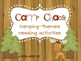 Camp Chaos! {Themed Reading Activities}