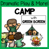 Dramatic Play & Thematic Unit: Camping