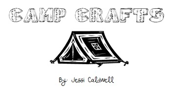 Camp Crafts Bundle