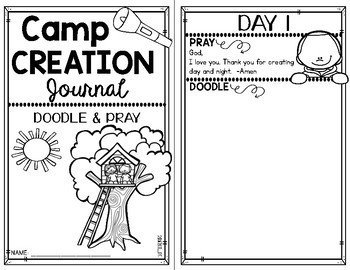 Camp Creation {Bible Pack}