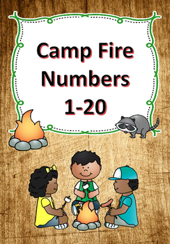 Camp Fire/ Outdoor Numbers 1-20